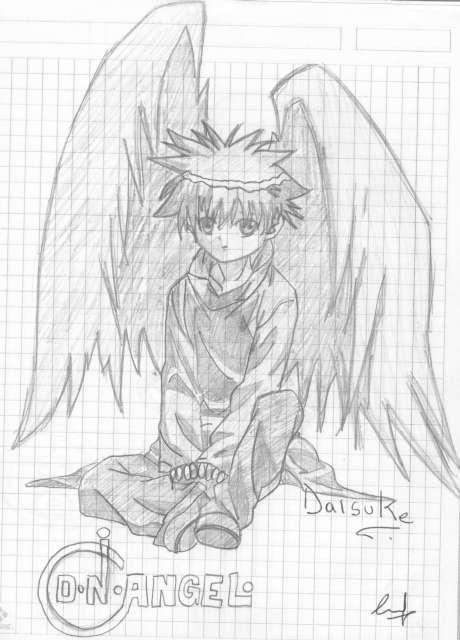 uno de mis dibujos