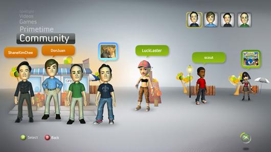 Microsoft revolucionara el Xbox Live este 29 de septiembre
