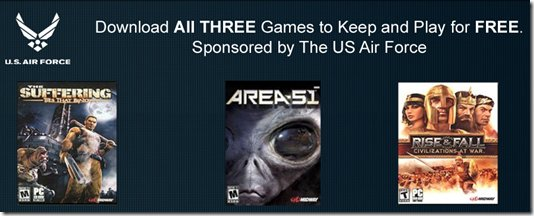 Descarga Area 51, The Suffering, Rise and Fall completamente gratis (y legal)