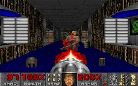Juega el clasico Doom desde tu navegador