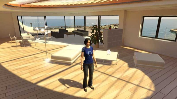 PlayStation Home dice hola mundo