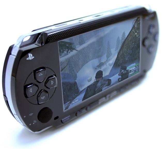 PSP:  Lo mejor del 2008