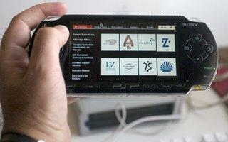 Aprovecha el navegador de tu PSP