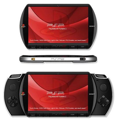 Posible futuro del PSP