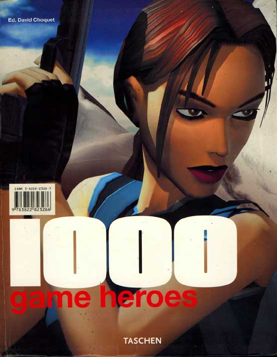 """1000 game heroes"" toda una frikada"