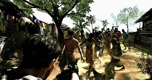 Demo de Resident Evil 5 para Xbox 360