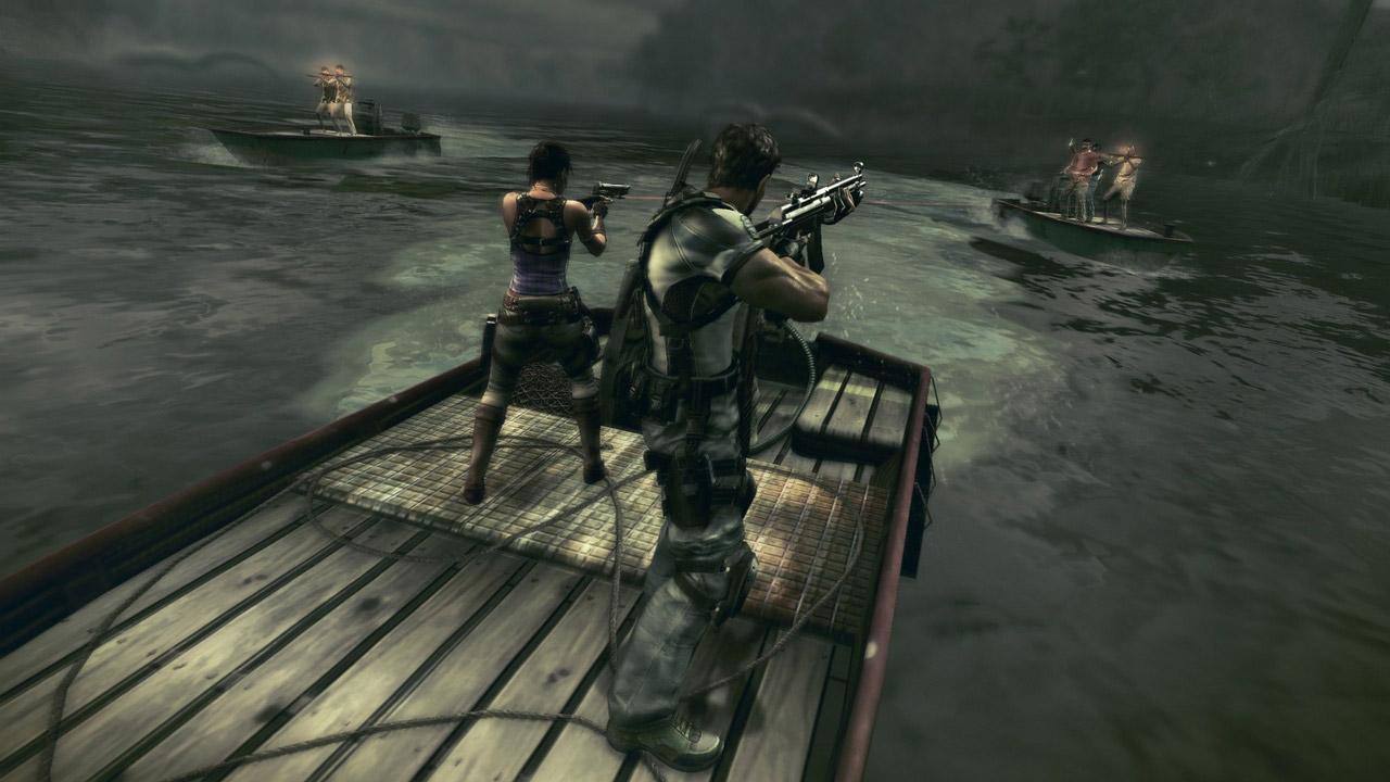Resident Evil 5, capturas que nos dejan sin habla