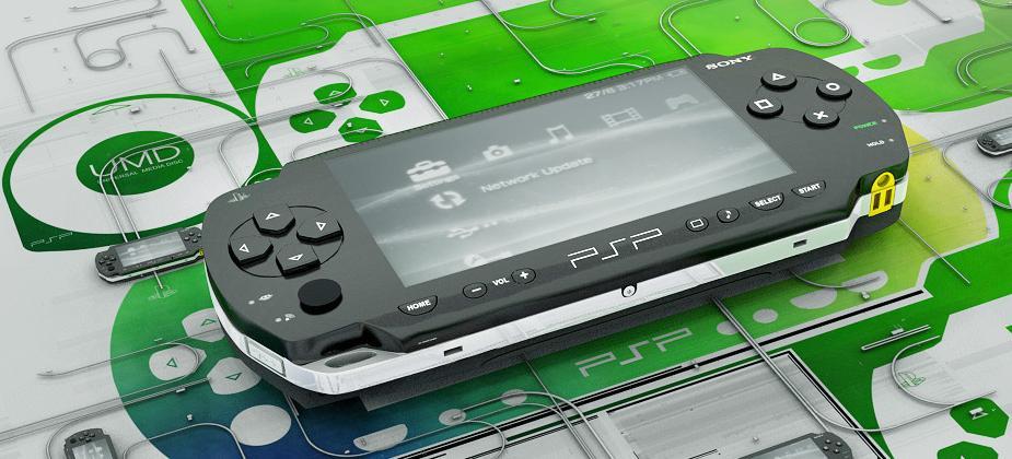 Sony alcanza los 50 millones de PSP fabricados