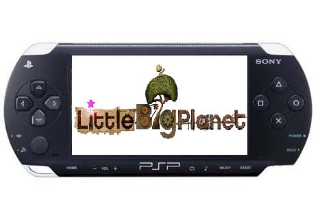 Sony confirma Little Big Planet para PSP