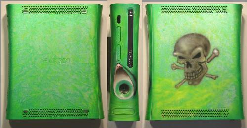 El coleccionista de XBOX360
