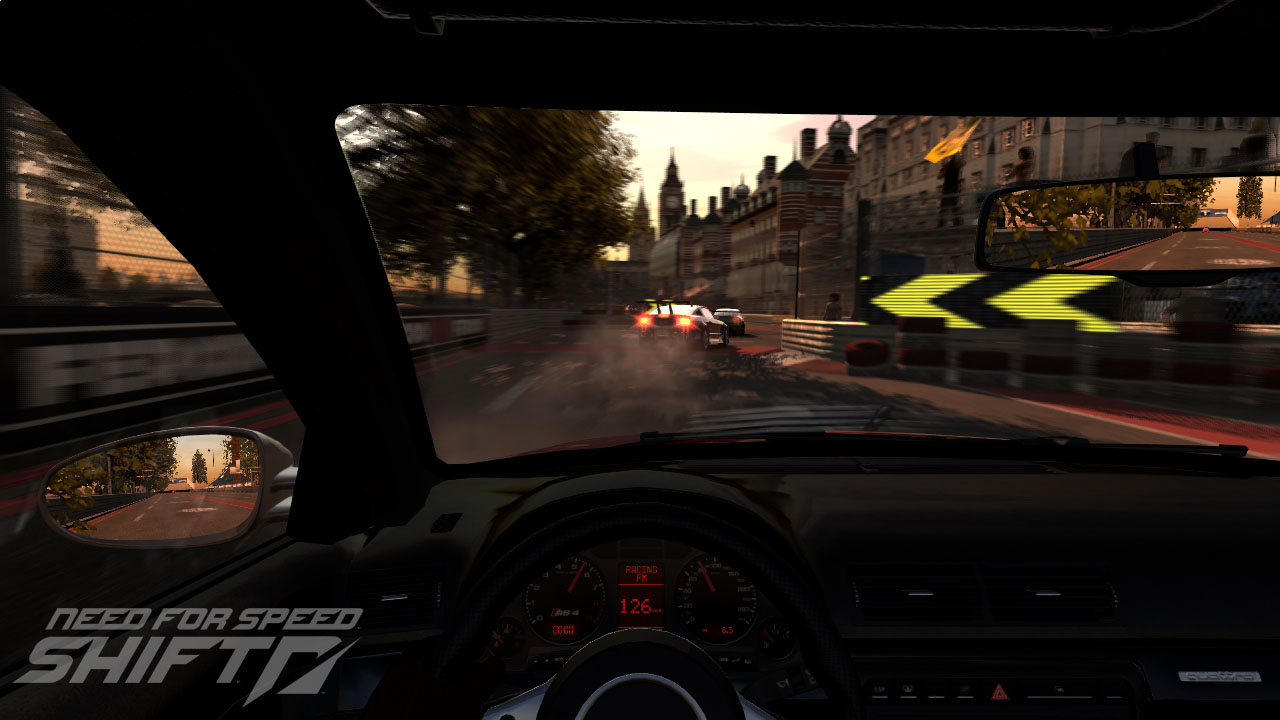 Capturas de Need For Speed: Shift