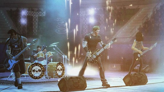 El demo de Guitar Hero: Metallica disponible para XBOX 360