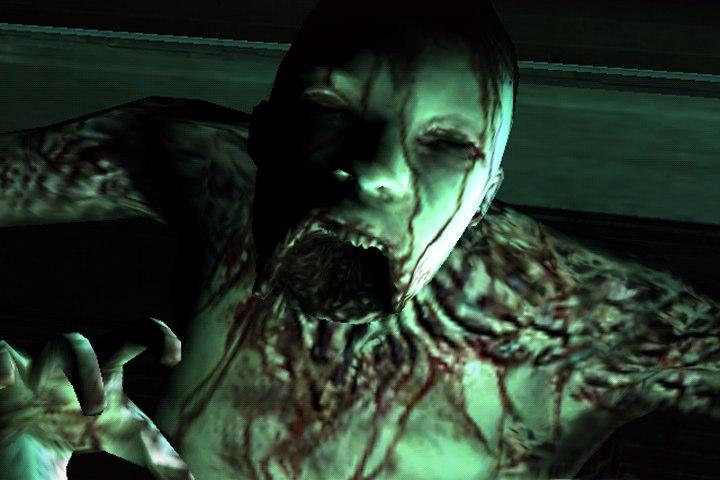 Primeras capturas de DeadSpace para Wii