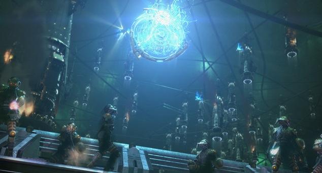 Primeras imágenes del Gameplay de Final Fantasy XIII