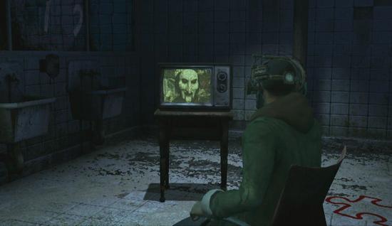 Konami desarrolla el juego de SAW