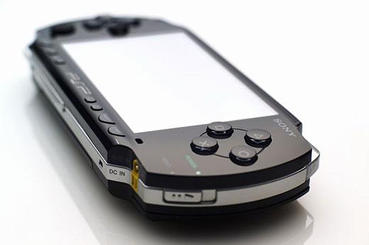 Nuevo Firmware 5.50 para la PSP