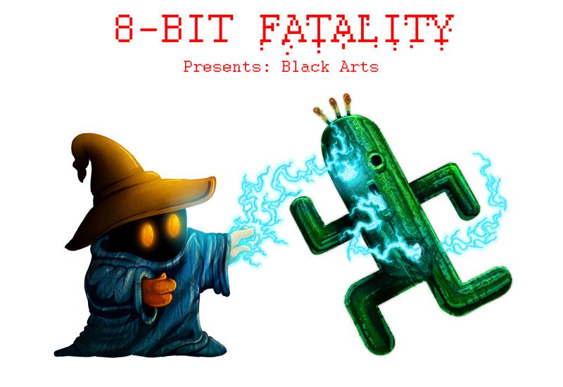 Galeria: 8-Bit Fatalities