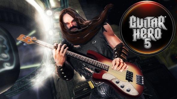 Lista de bandas de Guitar Hero 5
