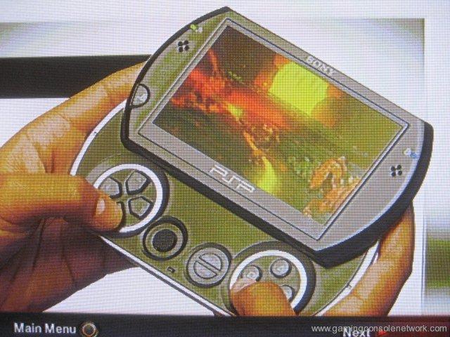 [E309]: PSP GO es la nueva consola portatil de Sony
