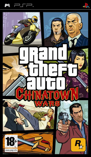 GTA China Town Wars para PSP en breve