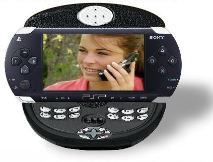 Futurología: Como será el «PSP Phone» ?