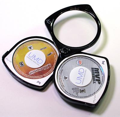 Sony podría ofrecer copias digitales de nuestro UMD viejos para jugarlos en la PSP GO