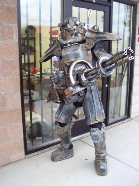 Cosplay de Fallout 3 Brotherhood-of-steel-complete-2