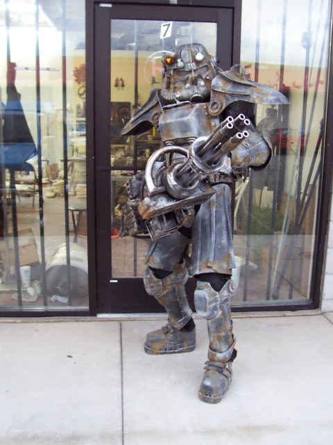 Cosplay de Fallout 3 Complete-1