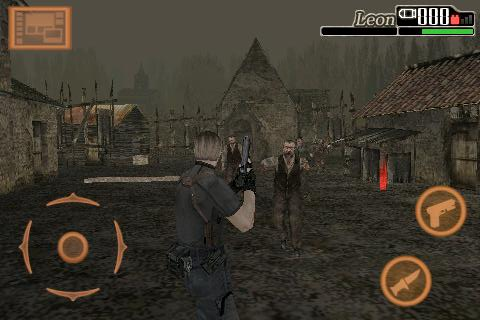 Resident Evil 4 para iPhone