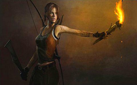 Nuevas capturas del nuevo concepto de Tomb Raider