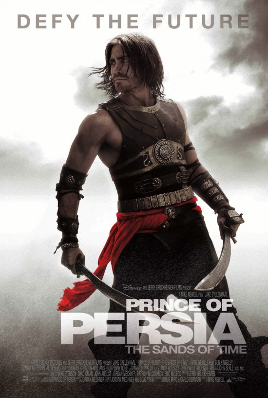 Poster de «Prince of Persia: The sands of Time» la película.