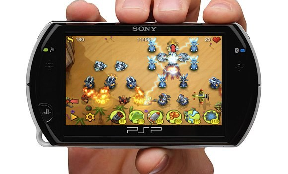 La PSP tendrá una AppStore, una tienda en linea de aplicaciones y videojuegos