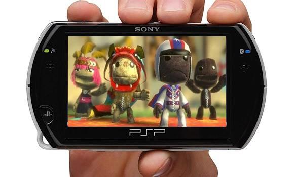 Video: La PSP Go! en acción, ¿excelente calidad gráfica?