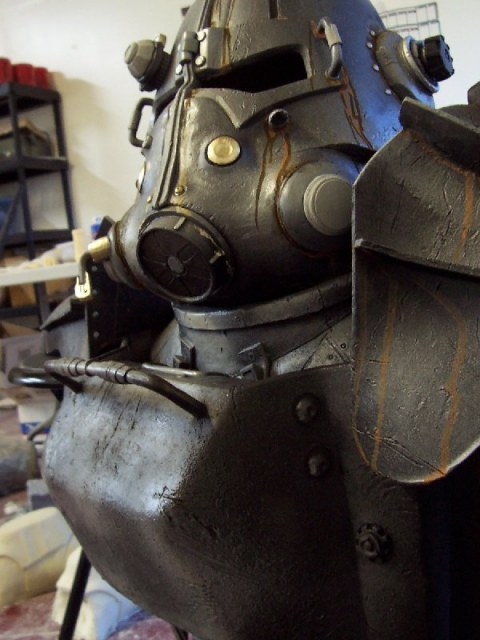 Cosplay de Fallout 3 Rough-upper-body-assembly-2