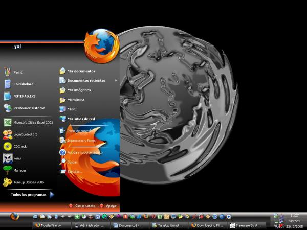 54 Temas Visuales Para Window XP