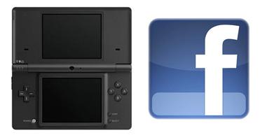 La actualización de la Nintendo DSi ahora permite subir fotos a Facebook