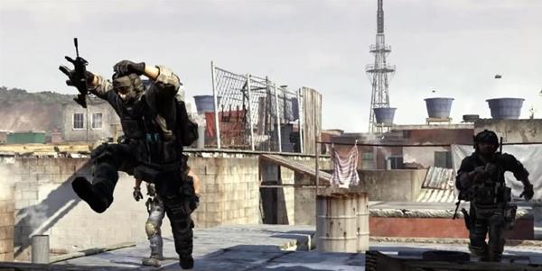 Modern Warfare 2 está prohibido en Rusia