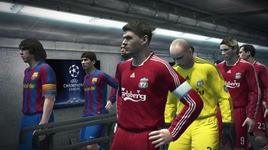 Pro Evolution Soccer 2010 recibe su primera actualización