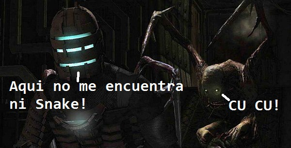 Multiplayer en Dead Space 2