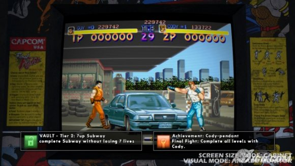 Capcom anuncia Final fight:Double Impact