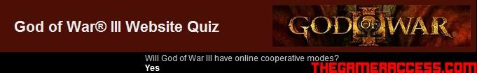Rumor: God of War III podría llegar con modo Cooperativo Online
