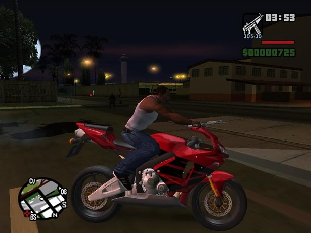 Secretos GTA San Andreas