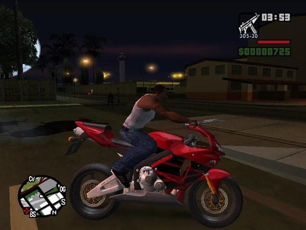 Secretos GTA San Andreas