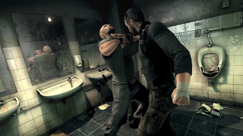 Cooperativo en Splinter Cell Conviction