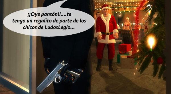 Nos entro el espiritú navideño (?)
