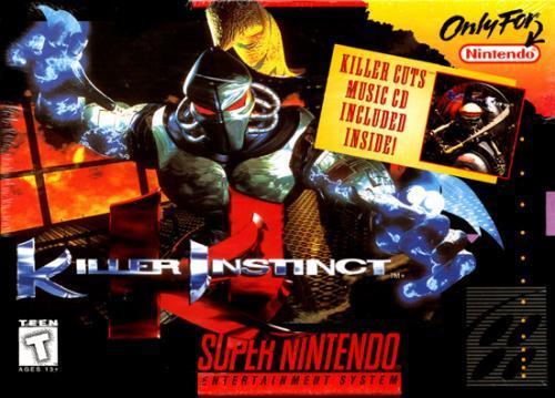 OMG: Killer Instinct está vivo y llegará de la mano de «Natal»