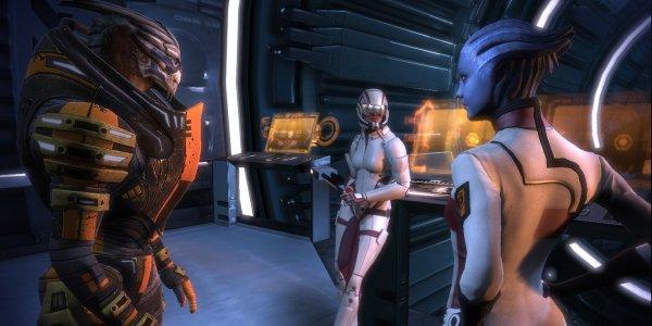 Detallitos sobre Mass Effect 2, al último piso por favor