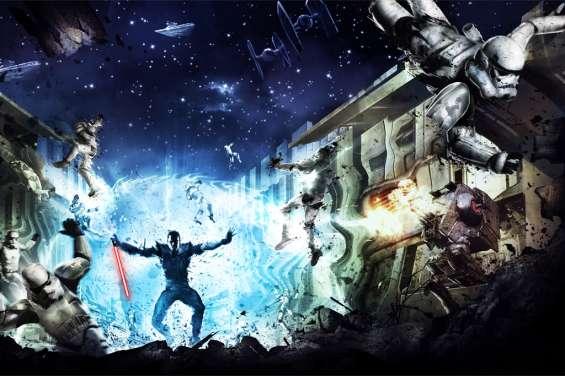 [VGA '09]: Star Wars: El Poder de la Fuerza II, no hay Battlefront todavía