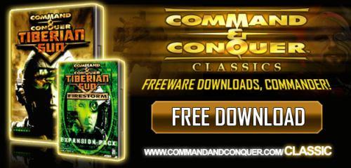 Descarga Gratis: Comand & Conquer: Tiberian Sun