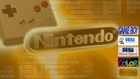EmuMaster: Emulador de Nintendo Gameboy, Sega Master y Game Gear para PSP